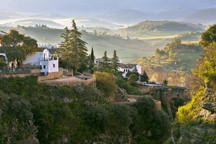 Wandelreis Koningspad Spanje