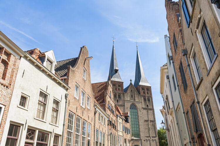 Dagtour Dwalen door Deventer
