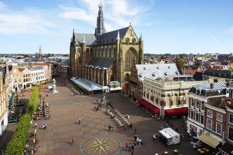 Dagtour Haarlem, van Kunst tot Kas