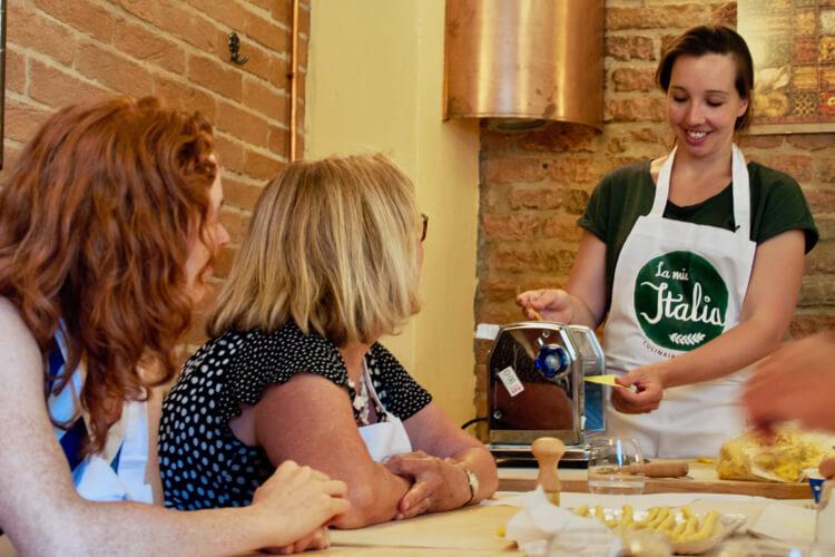 Culinair Italië met Sarena Solari