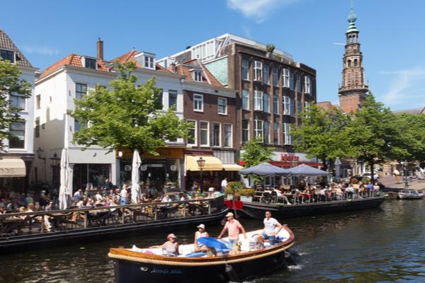 Levendig Leiden (stadstour & vaartocht)
