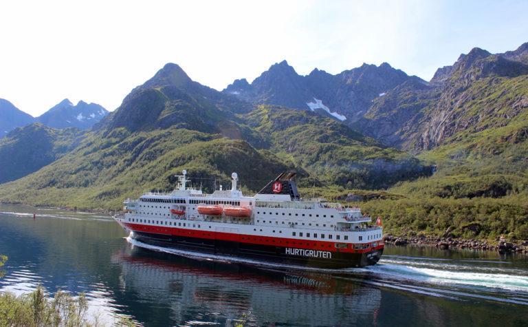 Ruig Noorwegen zien met de Hurtigruten