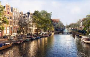 Schilderachtig Alkmaar ademt historie