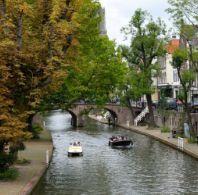 Utrecht: Zwerven langs de Werven