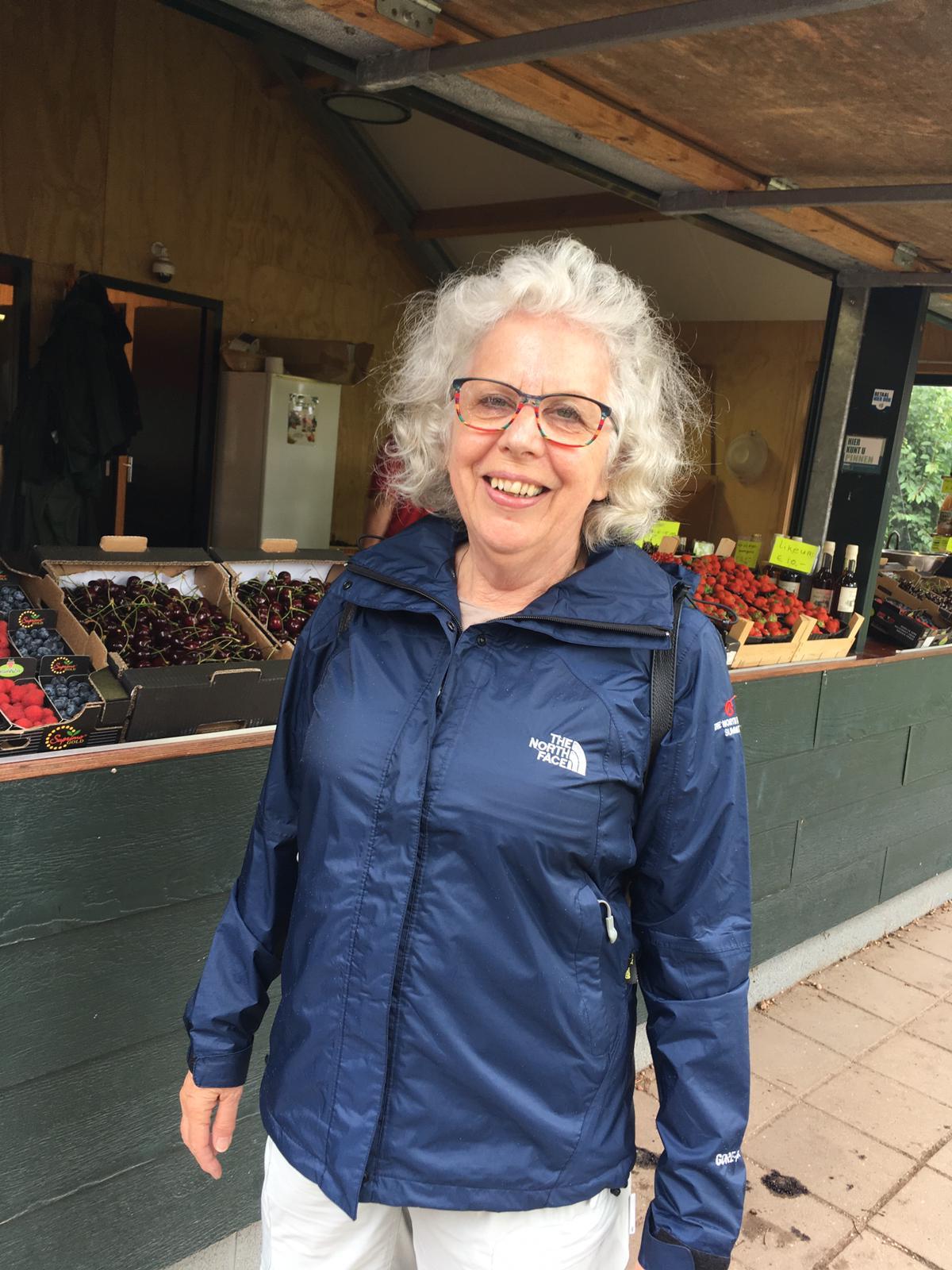 Fietstour Utrecht 'Langs kersen en kanonnen'