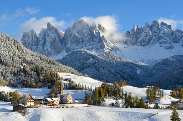 Italië: stijlvolle wintersport