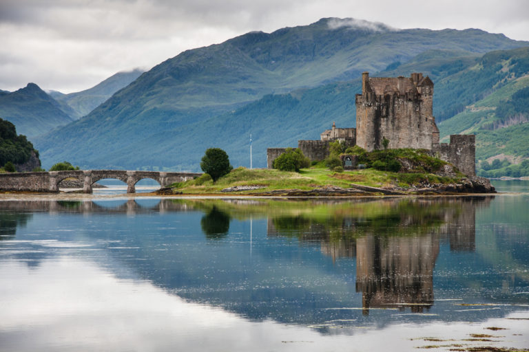 De woeste schoonheid van Schotland