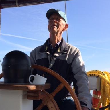 Zeiltocht op het IJsselmeer