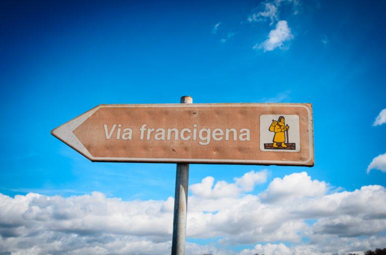 Pelgrimsroute via Francigena: het pure Italië