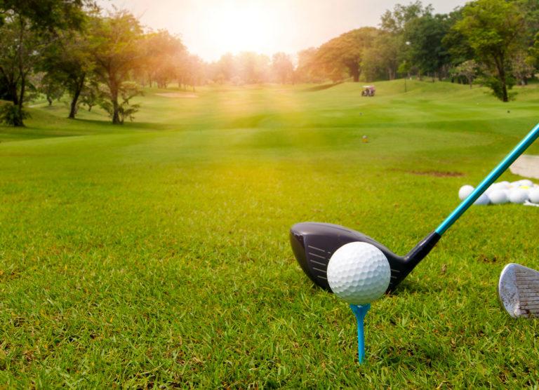 Golfclinic: aan de slag op paradijselijk groen