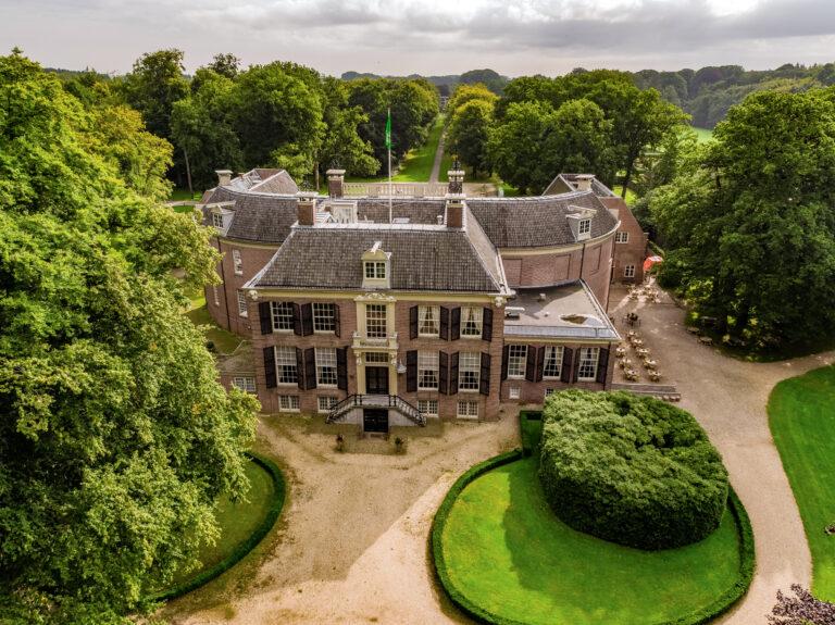 Kasteelromantiek bij de Utrechtse Heuvelrug