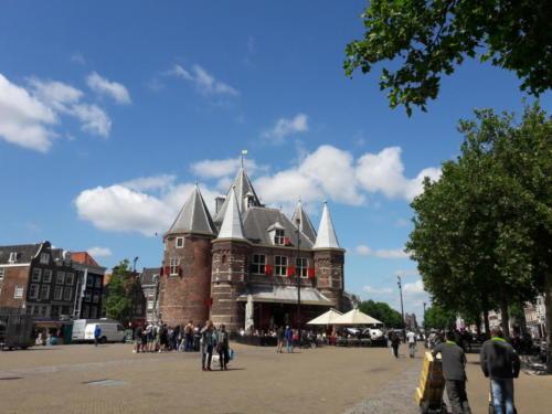 20180613 Amsterdam Waag (2)