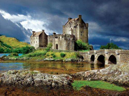 29.Eilean Donan Castle Loch Duich