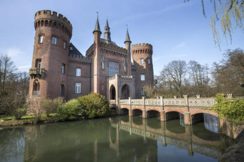 castle moyland germany