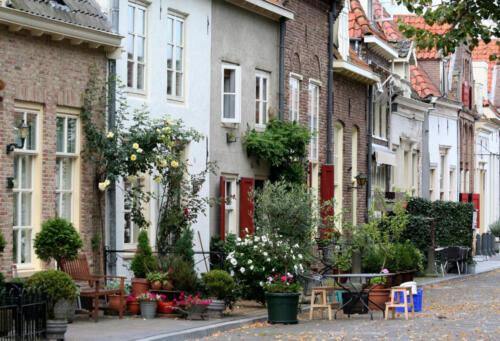 Former fishing town Harderwijk