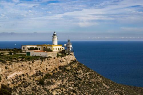 Cabo de Gata, Almería, Andalucía. España