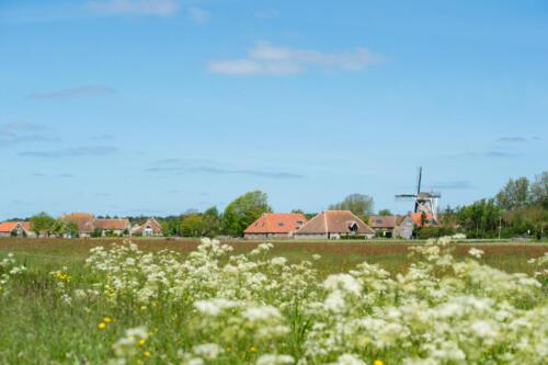 Dutch village at Terschelling