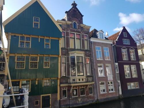 Alkmaar Huis met Kogel