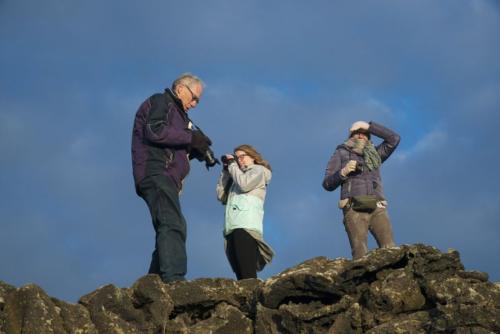 Deelnemers-Fotoreis-IJsland-op-lavavlakte