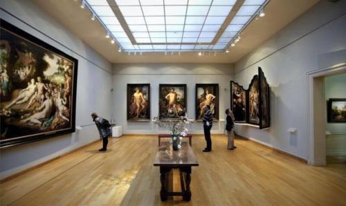 FransHalsMuseum_Manieristenzaal