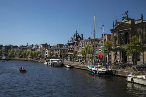 Amsterdam Bezoeken, Holland zien