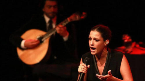 Lissabon-Fado-singer