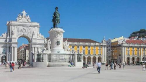 Lissabon-plein