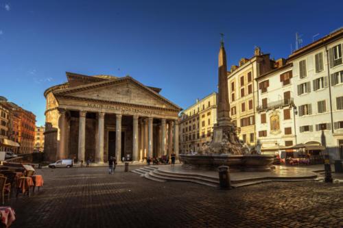 Pantheon, Rome, oudheid (3)