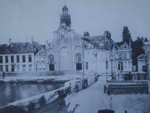 Pelgrimskerk-Delfshaven