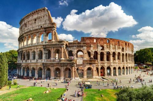 Rome Colosseum Italië