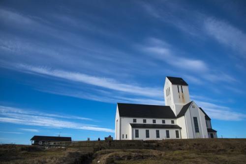 Witte-kerkje-van-Skalholt-Fotoreis-IJsland