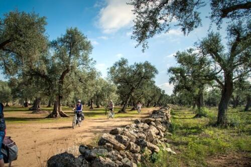 fietstour Puglia